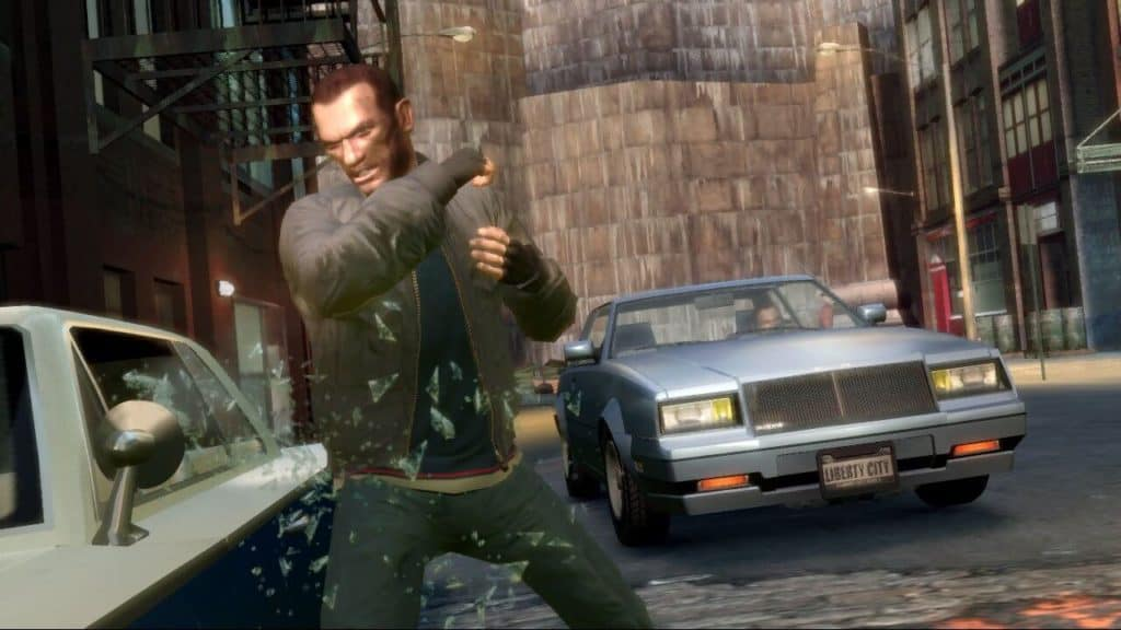 GTA IV Steam