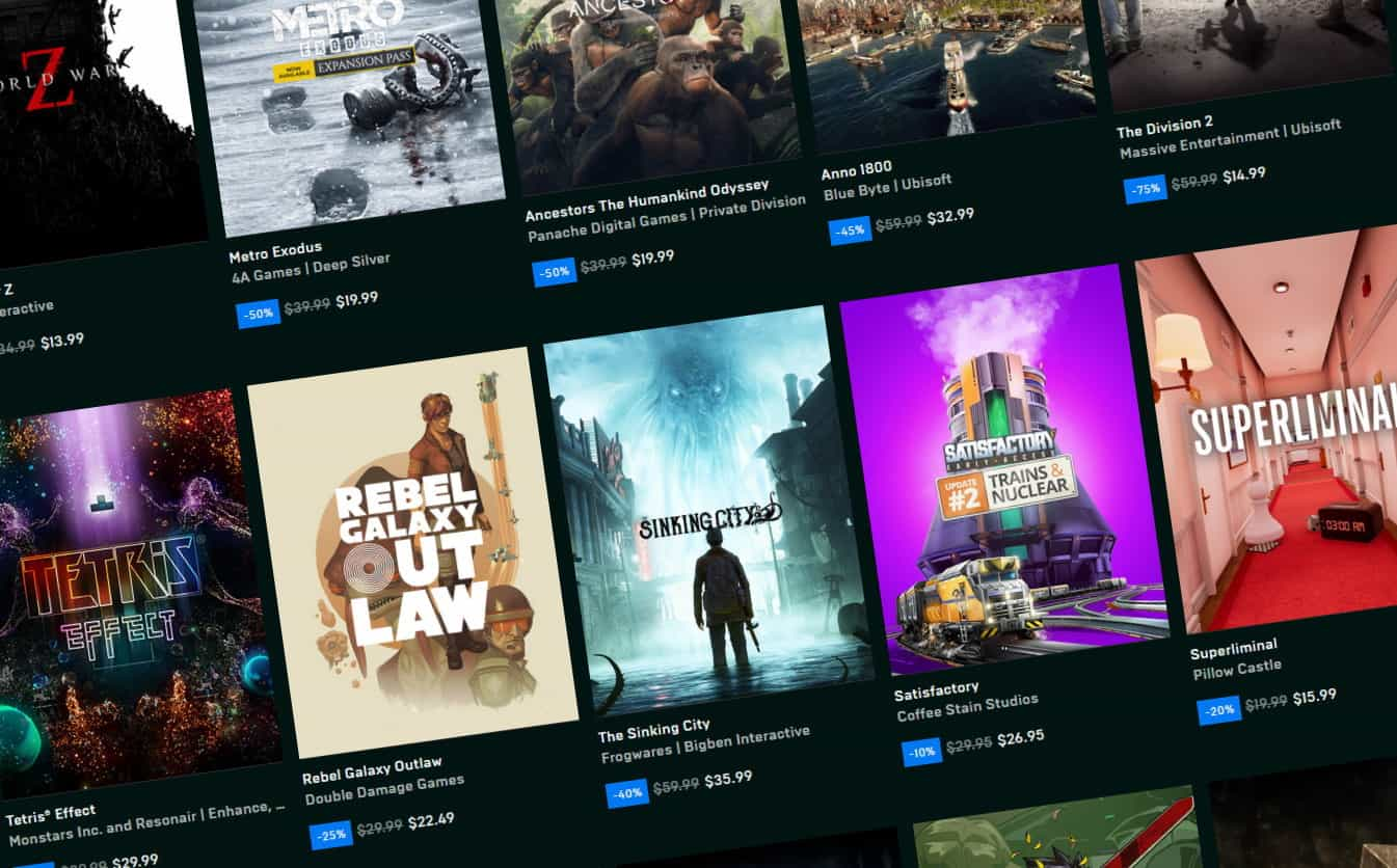 RUMOR: May 2020 Epic Games Store Free Games Revealed
