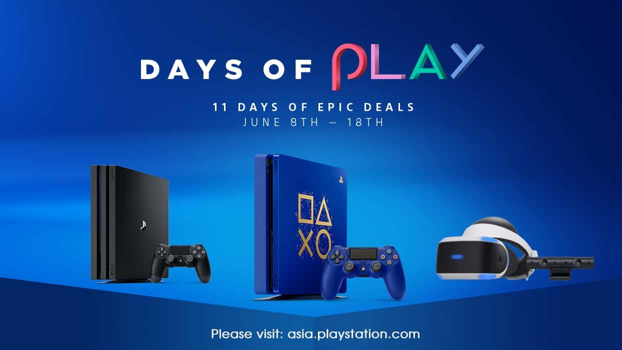 Playstation Days