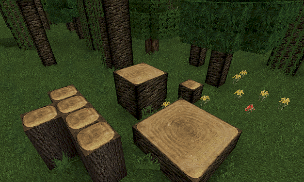 Natural textures optifine