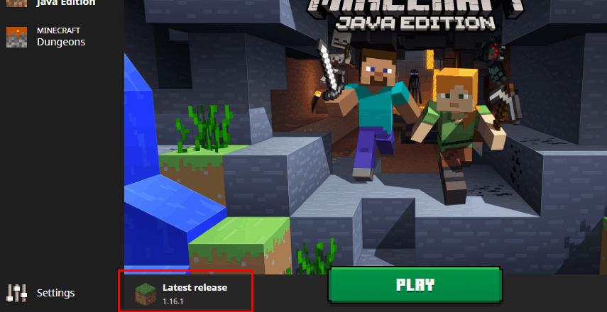 minecraft1.16.1