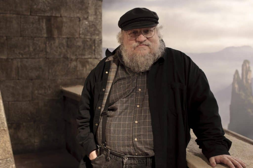 Image of George RR Martin
