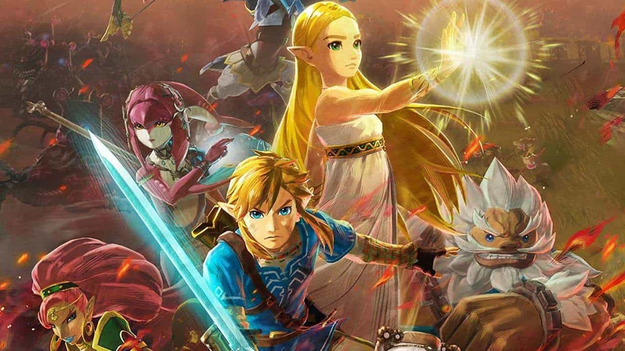 Hyrule Warriors Age Of Calamity Dlc Potentially Leaked Via Datamine