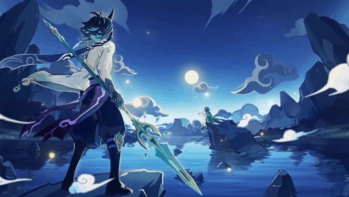 update Genshin Impact 1.3