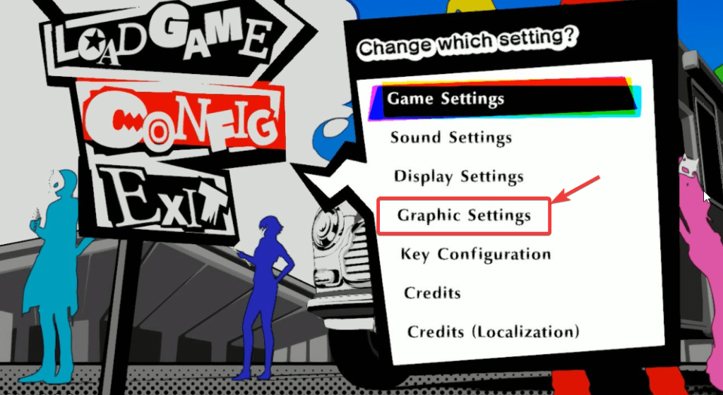 Persona 5 Strikers Black Screen