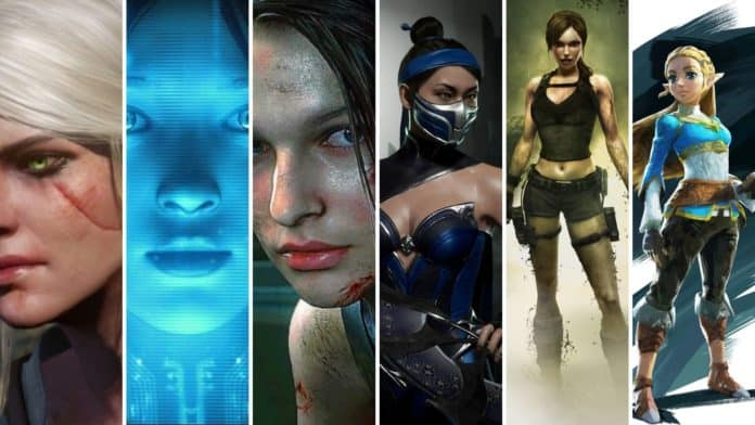 Top 10 Female Video Game Characters Of All Time