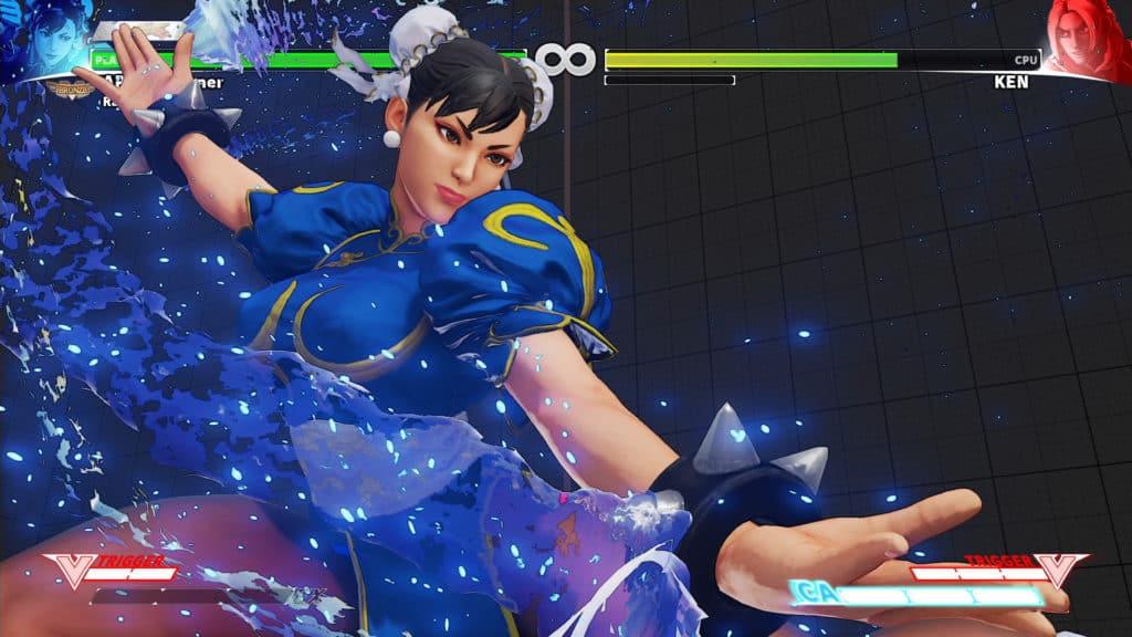 Chun-Li - Street Fighter 5