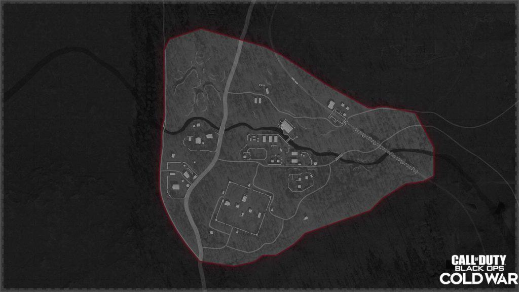Call of Duty Black Ops Cold War Map