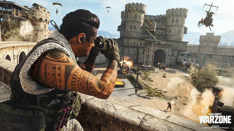 Call of Duty Modern Warfare Commuincation