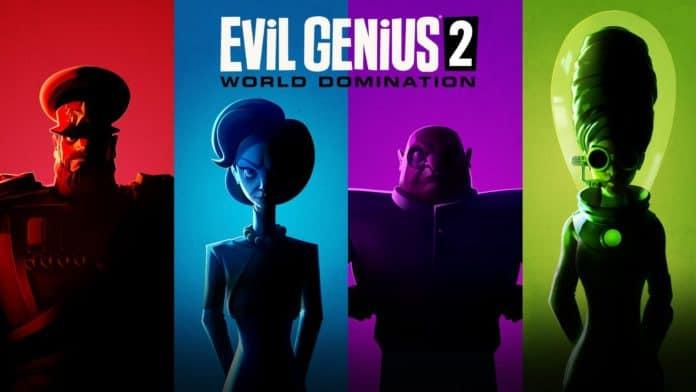 Evil Genius 2 Artwork
