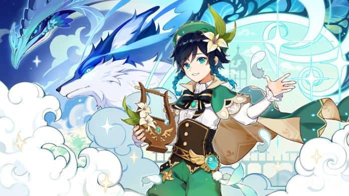 Genshin Impact Official Artwork