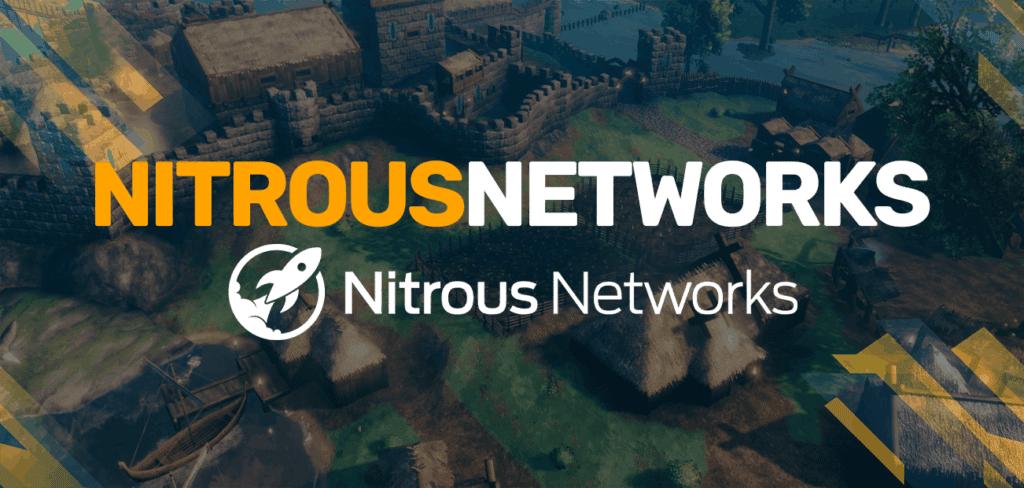 Nitrous Networks Valheim server hosting