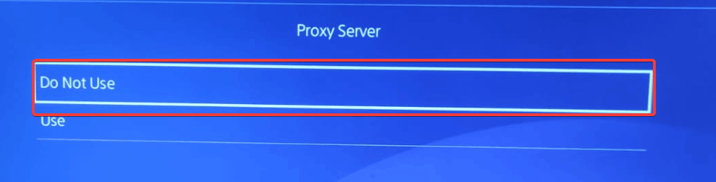 If you want to use a custom proxy server, this is the setting you need to access. It is advised not to use it to potentially fix the Genshin Impact Connection Timed Out error.