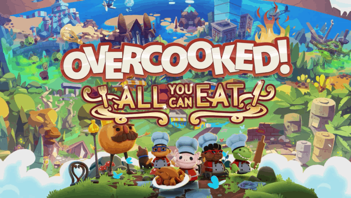 Overcooked: All You Can Eat PC Review