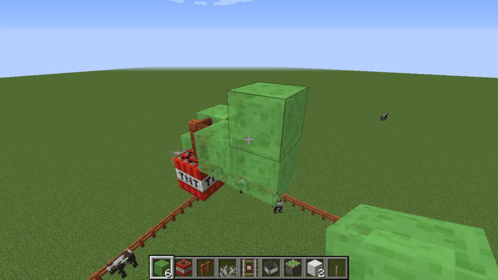 3 Slime Blocks