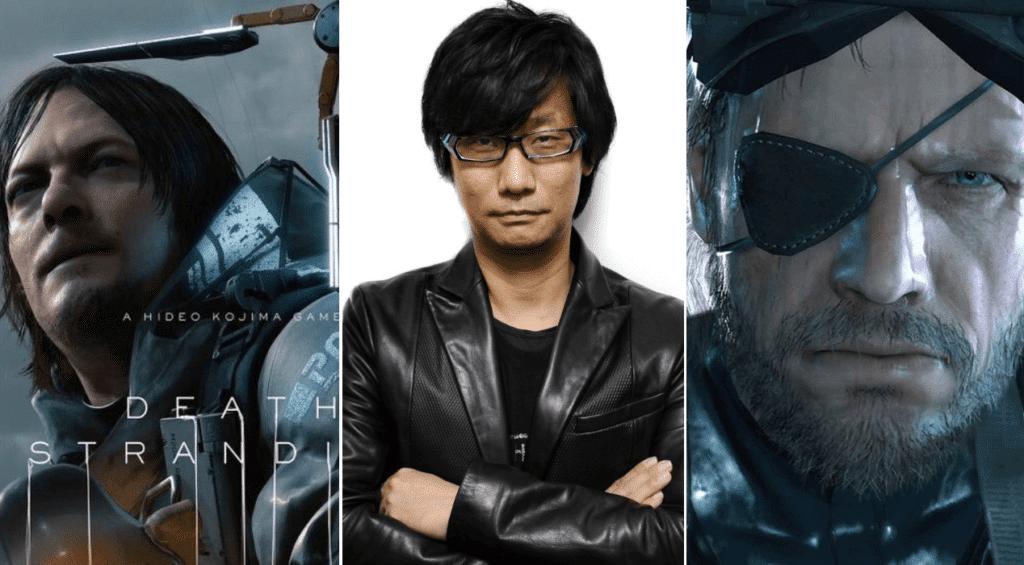 Famous Hideo Kojima Games
