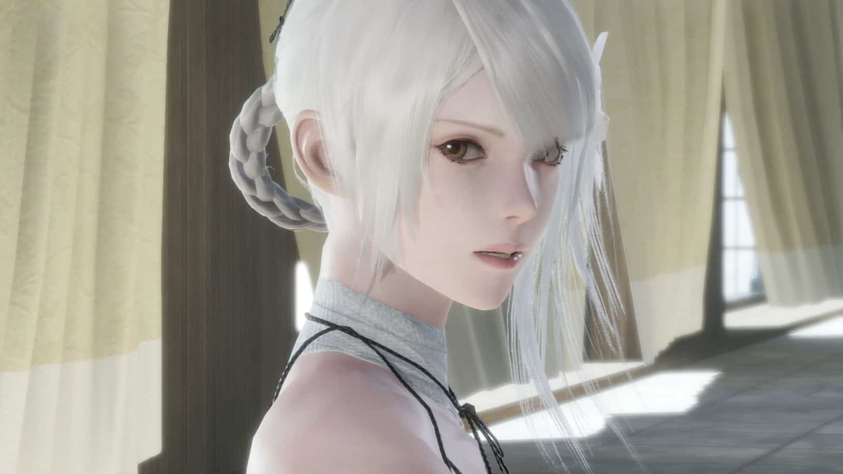 Kaine is one of the central characters of Nier Replicant