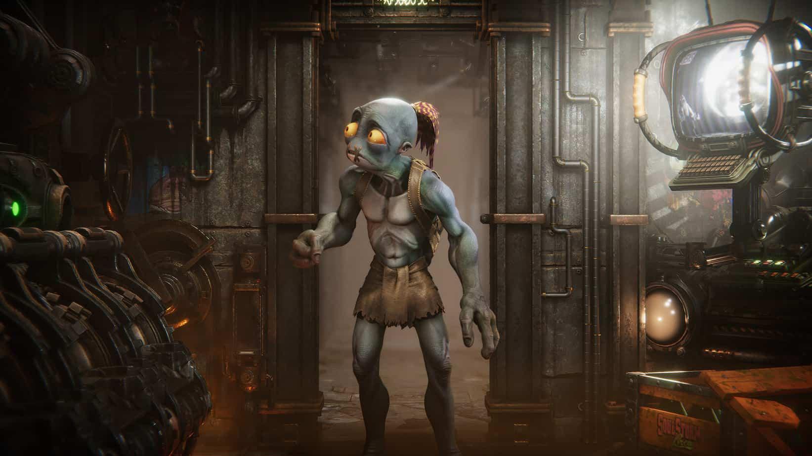 Oddworld: Soulstorm Screenshot