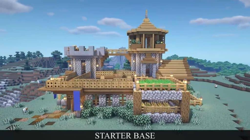 Tower-House Hybrid