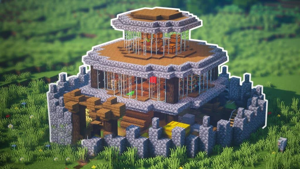 Ultimate Survival Base