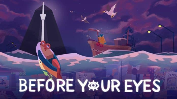 before youre eyes review