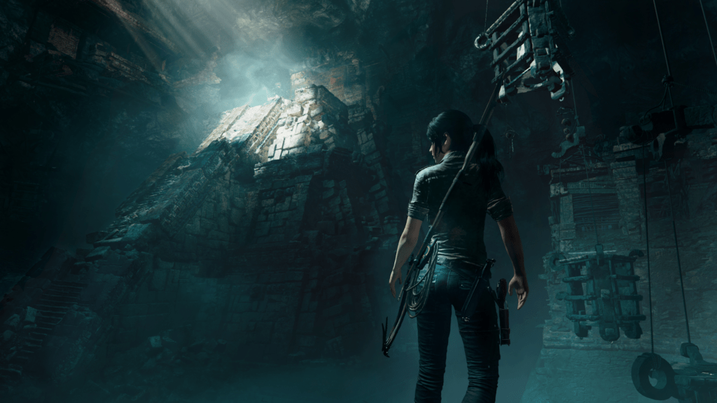 Tomb Raider: Shadow of the Tomb