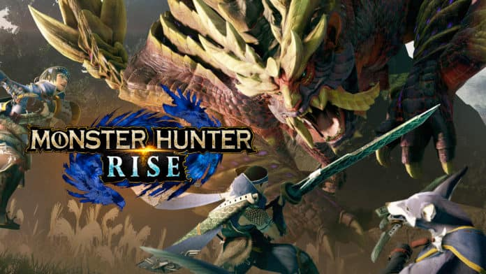 Monster Hunter Rise DLC
