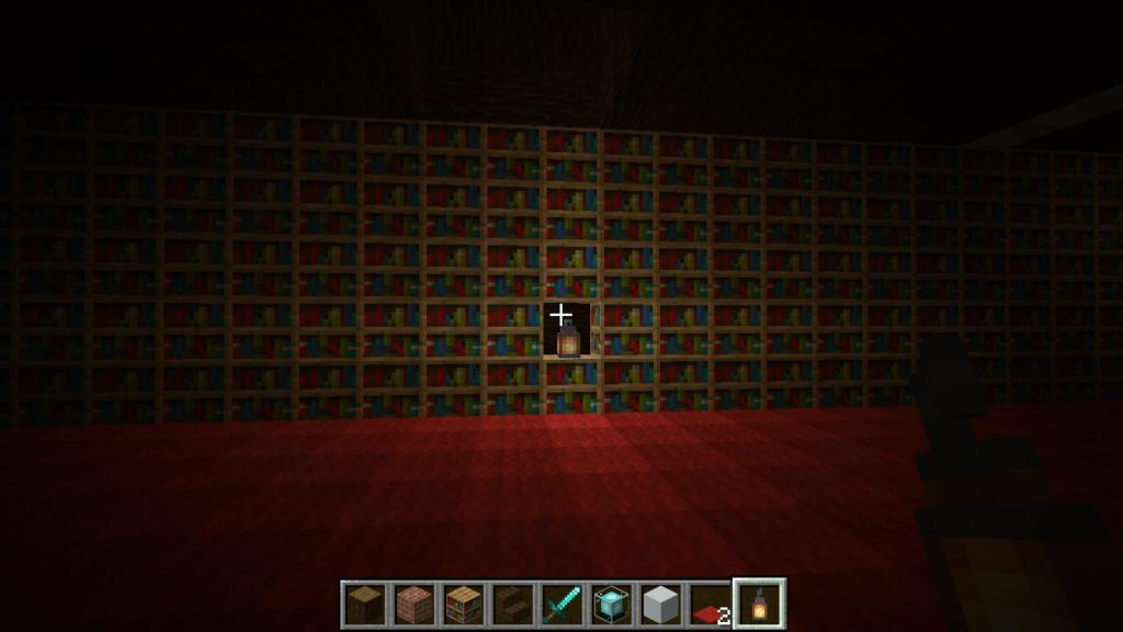 Minecraft Lantern