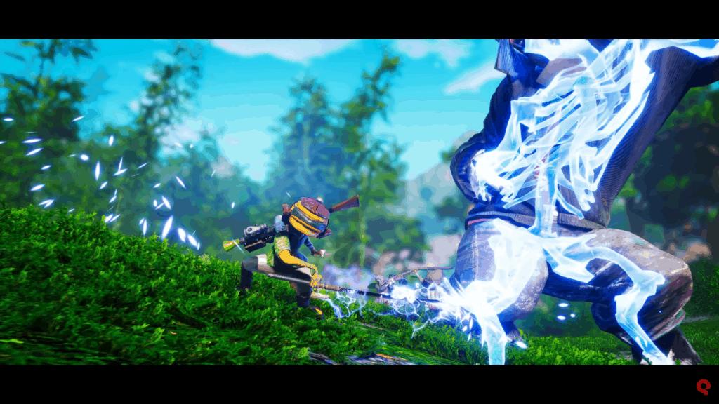 Biomutant gameplay trailer