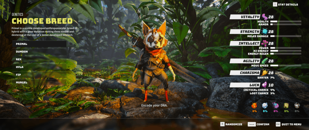 Biomutant with the ultrawide fix