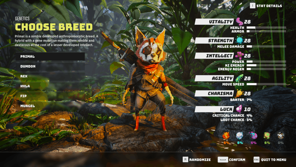Biomutant without the ultrawide fix