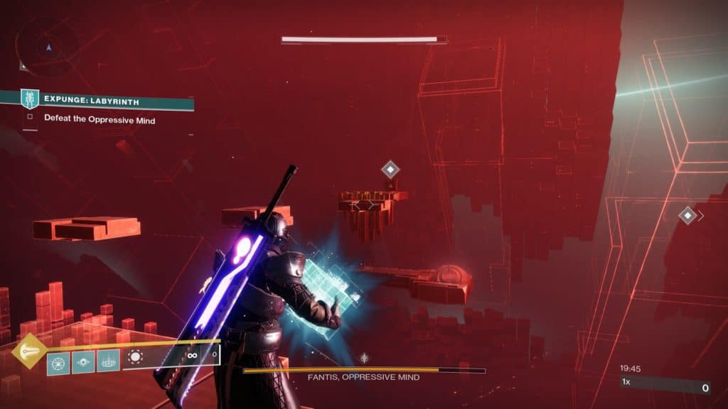 Destiny 2: Season of the Splicer. How to unlock the damage phase for the Oppressive Mind