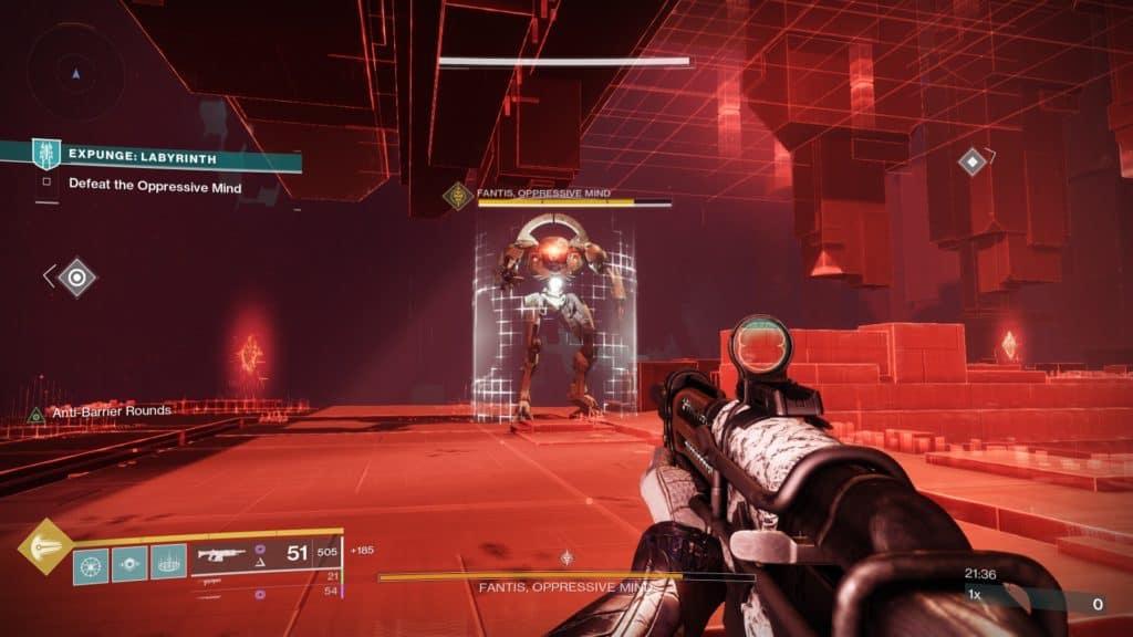 How to kill the Oppressive Mind in Destiny 2: Season of the Splicer