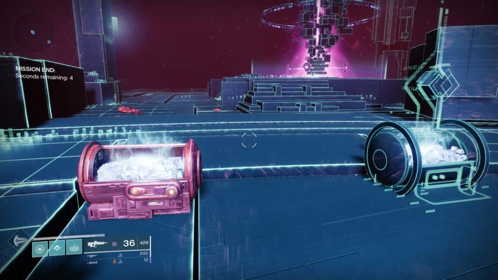 Loot the normal chest and Conflux chest at the end of Destiny 2's seasonal activity