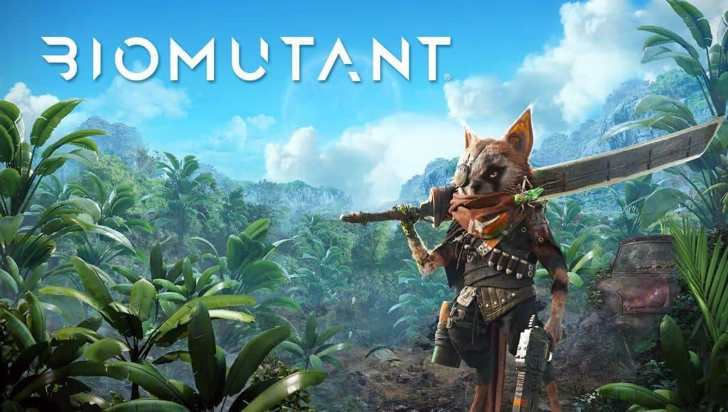Games like Biomutant