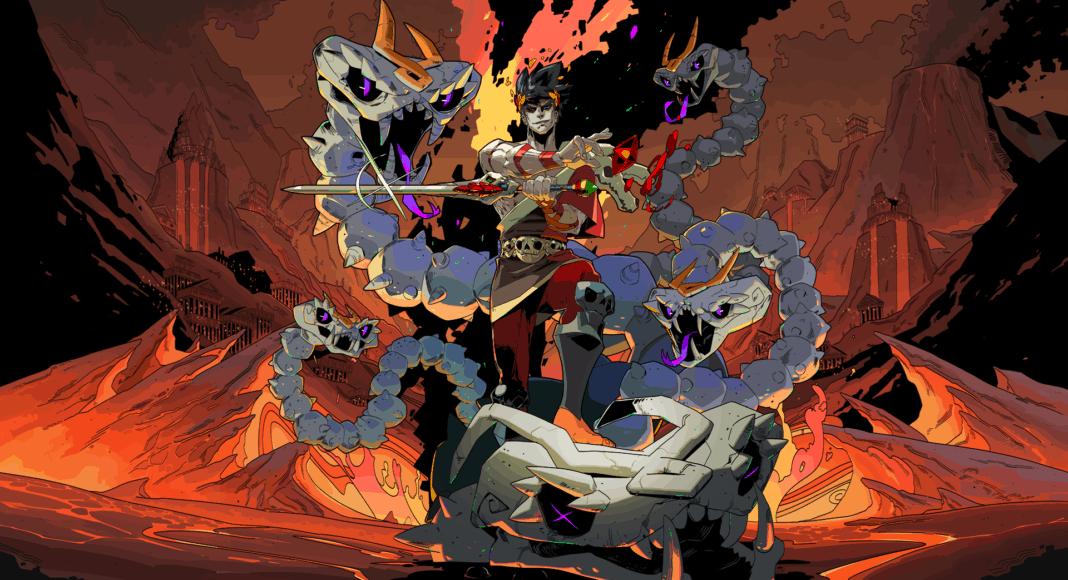 Hades official artwork