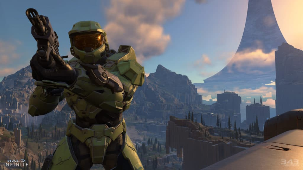 The Coalition Studios is rumored to be working on Halo Infinite