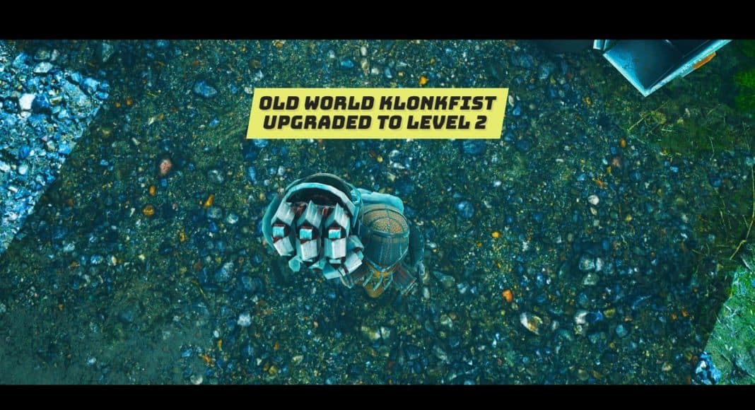How to Upgrade your Old World Klonkfist in Biomutant