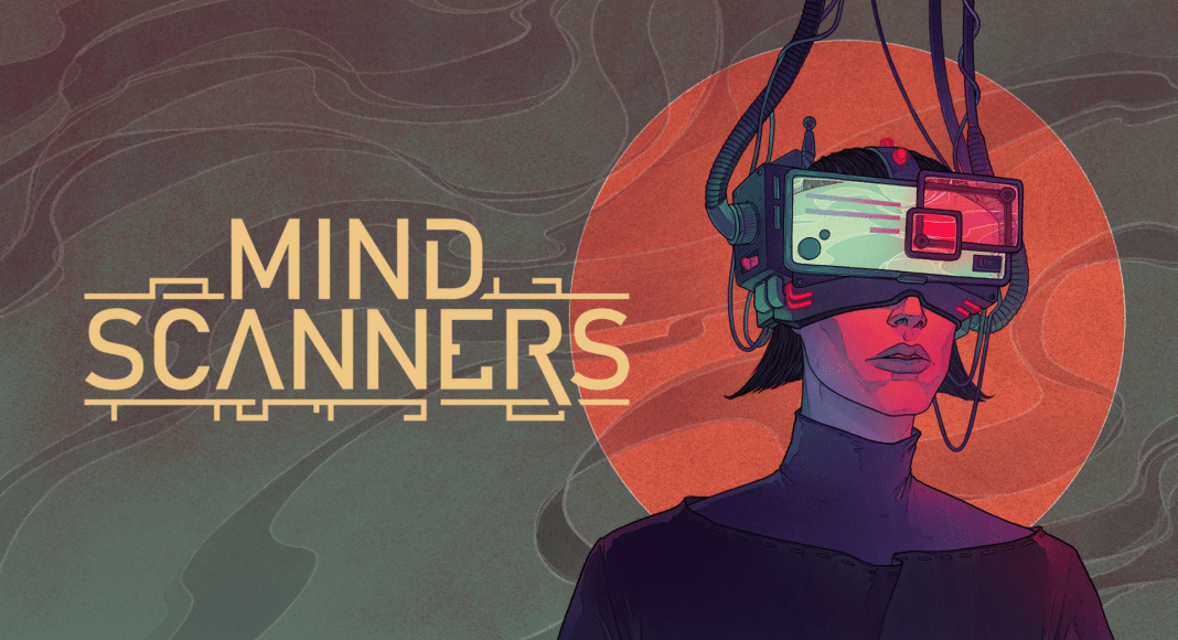 Mind Scanners Key Art