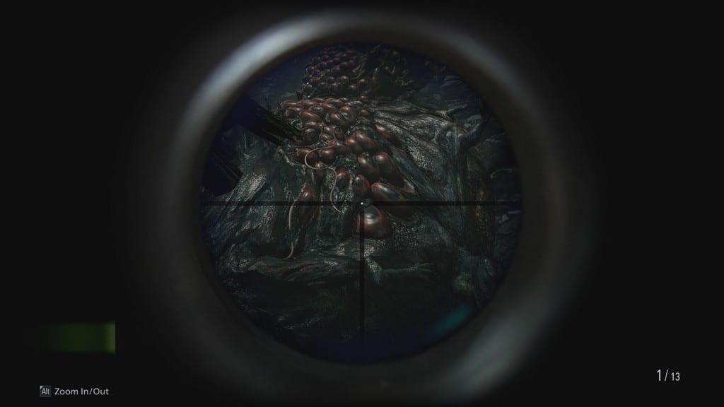 Sniping Moreau