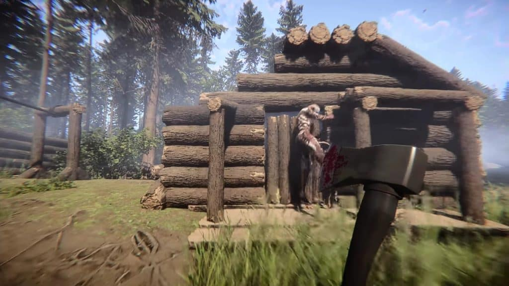 Gameplay trailer footage.