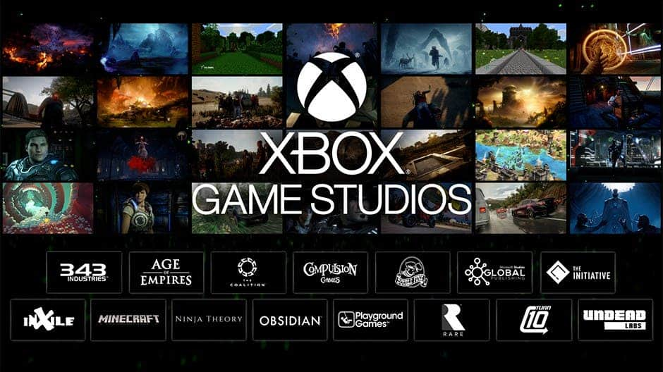 Xbox exclusive games and their developers