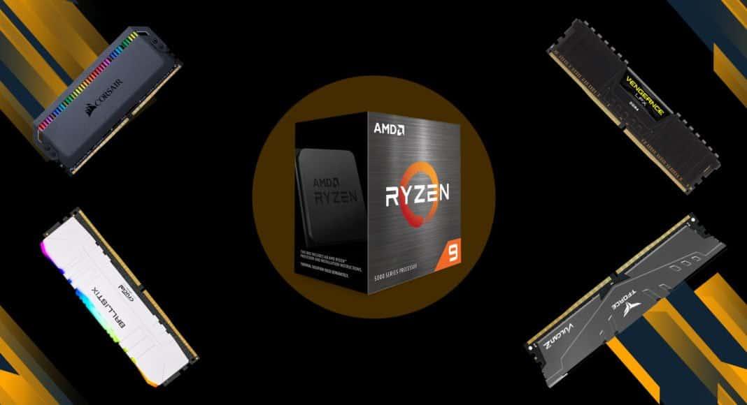 Best RAM for Ryzen 9 5950X