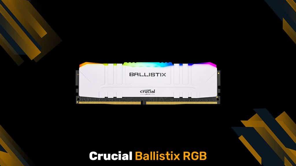 Crucial Ballistix RGB