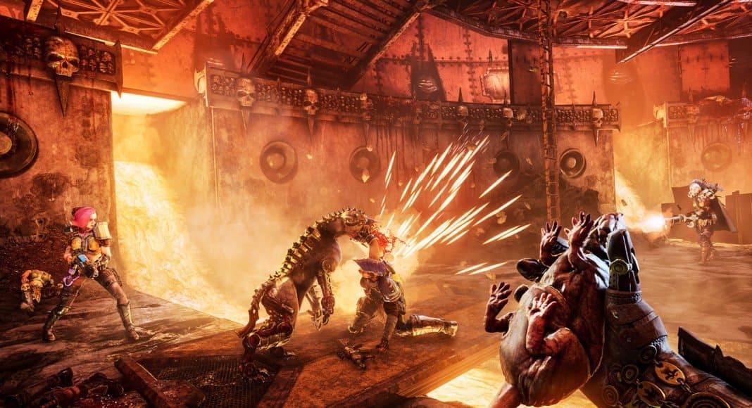 Necromunda: Hired Gun Screenshot