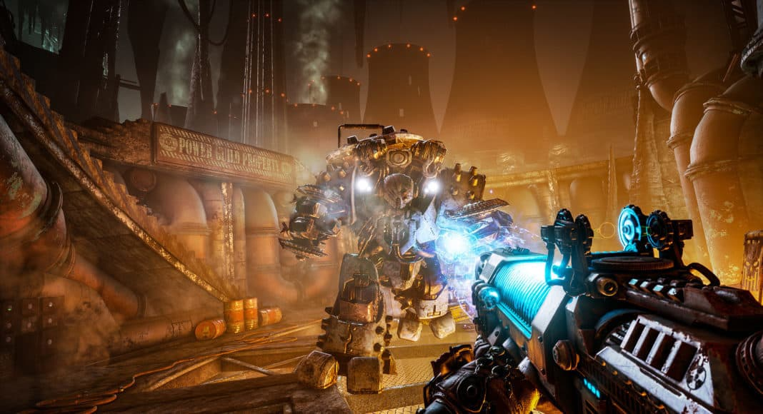 Necromunda Hired Gun Screenshot